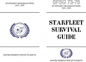 SURVIVAL GUIDE-COVER