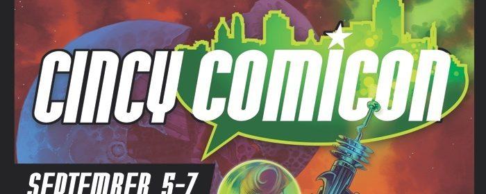 IKV ta' veng at Cincinnati Comic Con