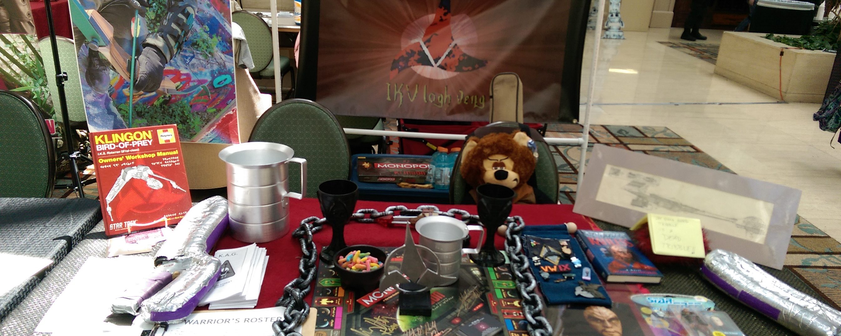 AER: The Houston Con – Summer 2014