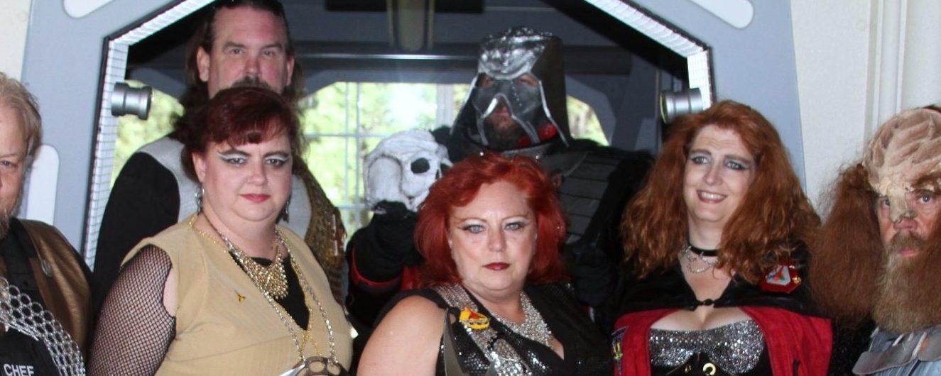 AER: IKS Mystic VamPyr Invades the StarTrek House In Guffy