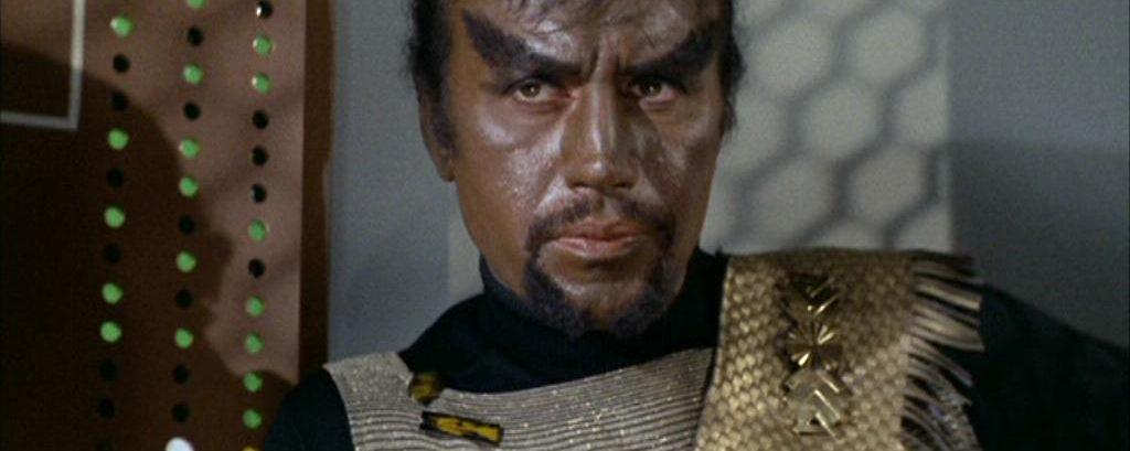 Michael Ansara (Kang)