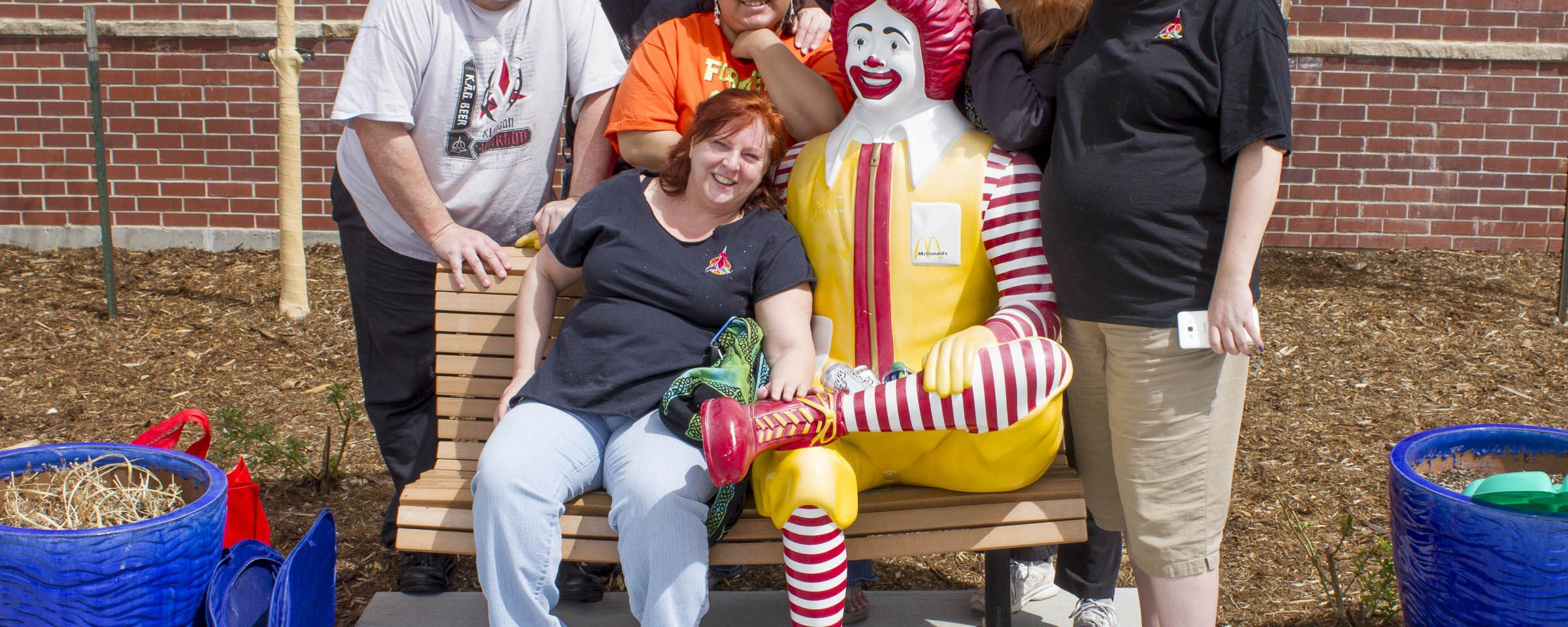 AER – Mission:  Ronald McDonald House Luncheon