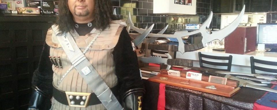 AER: Klingon Cultural Symposium and Klingon Pop Warrior Kickstarter Party