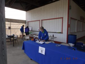 Getting The Registration Area Set Up