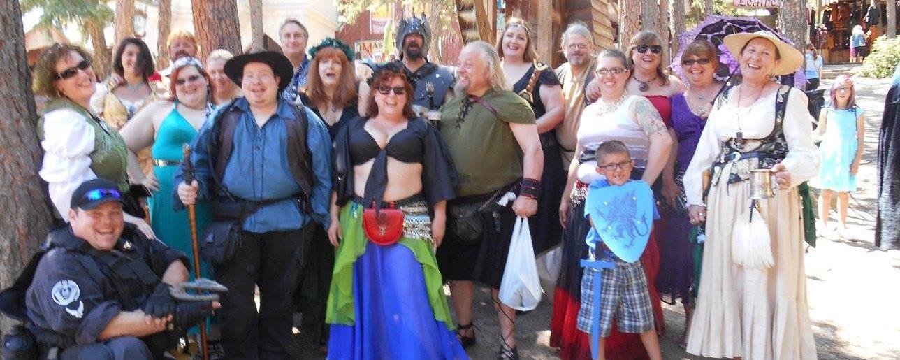 AER-Colorado Renaissance Festival Training!