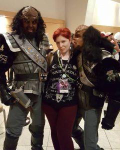 Klingons at Dragon Con