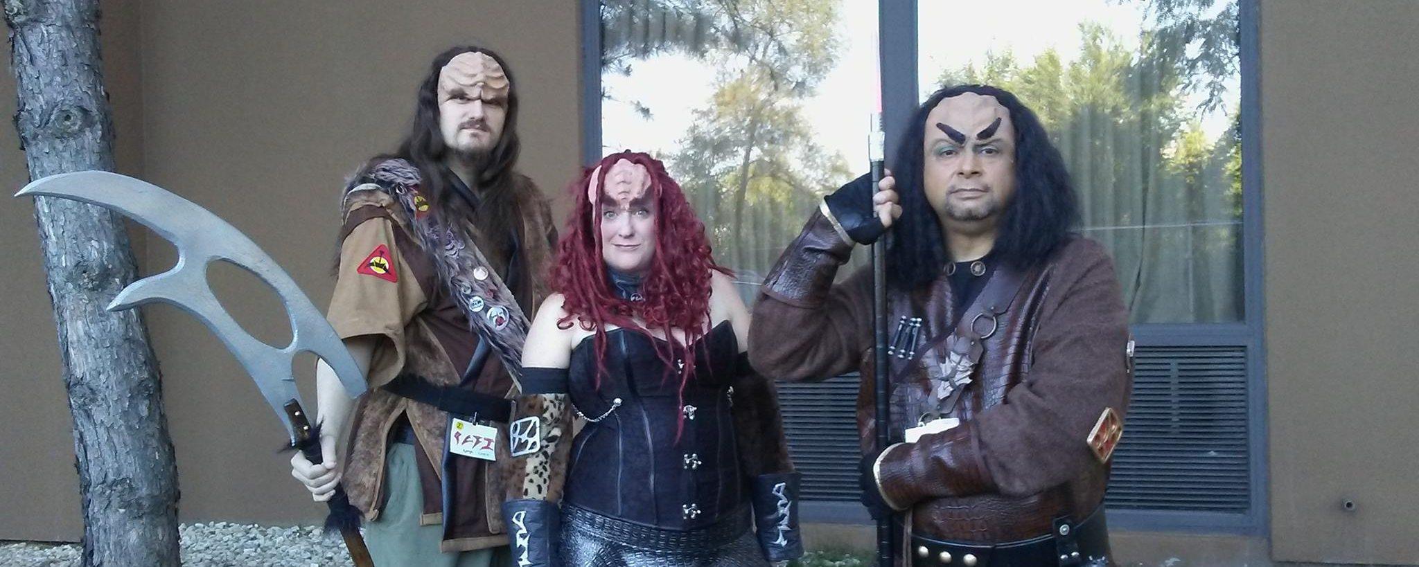 AER: 2017 Klingon Language Institute qep'a'!