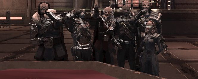 AER: KAG Star Trek Online Fleet Night
