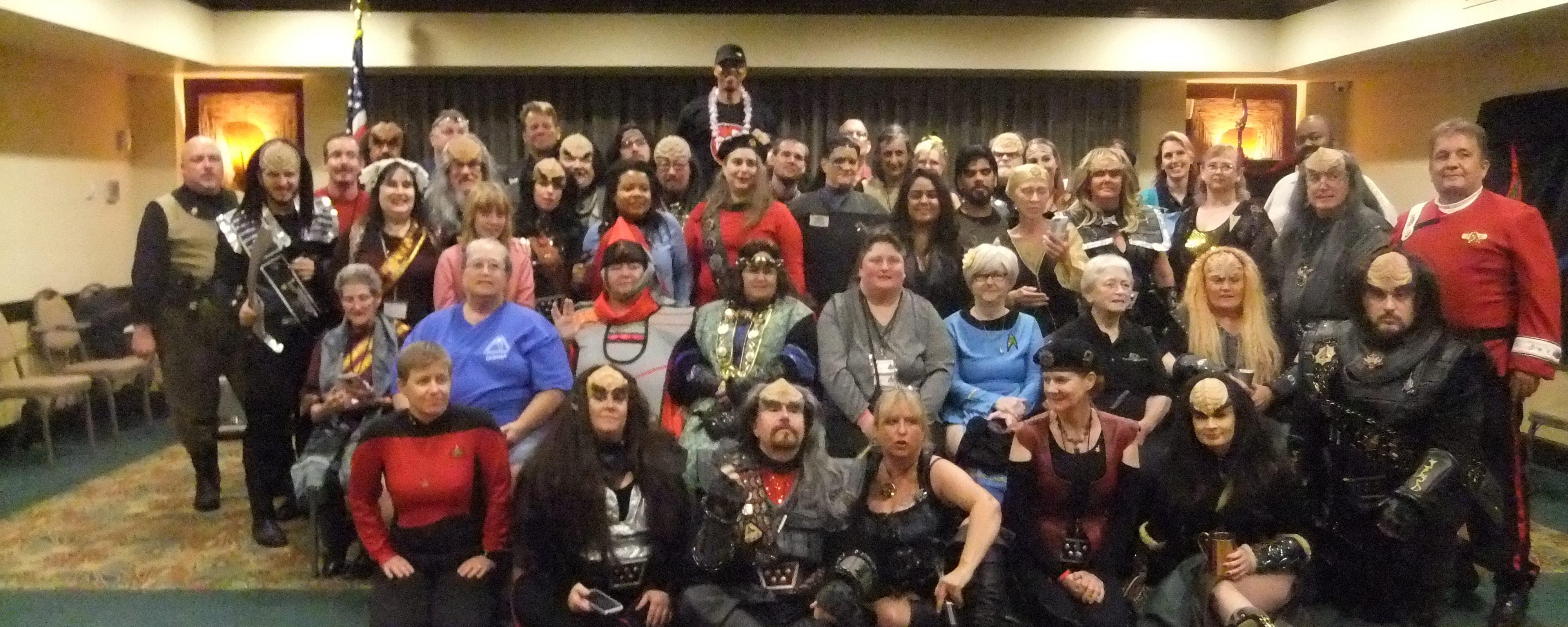 Klingon Feast 2017