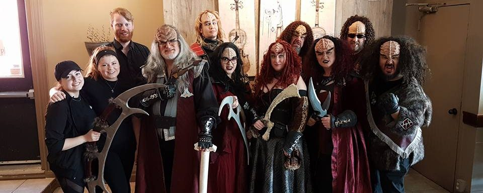 AER: Klingon Rumpus 2018 – Timmins, ON