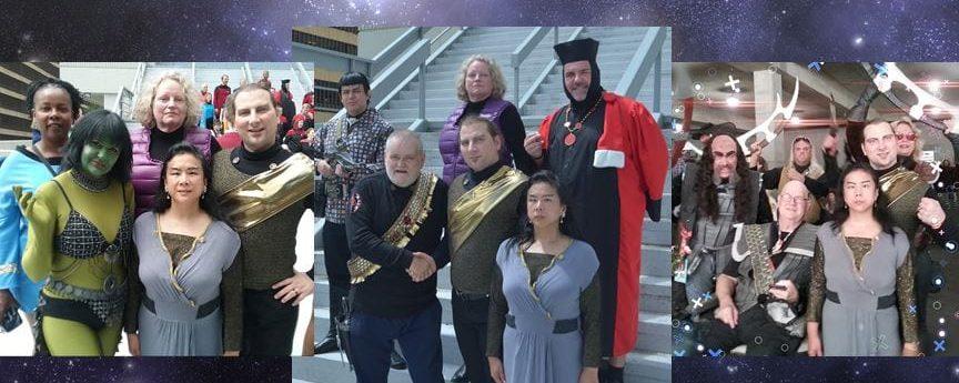 AER – 8/30-9/3/18 – IKV Predator Invades Dragon Con; Phoenix Rising Gets a New Commander