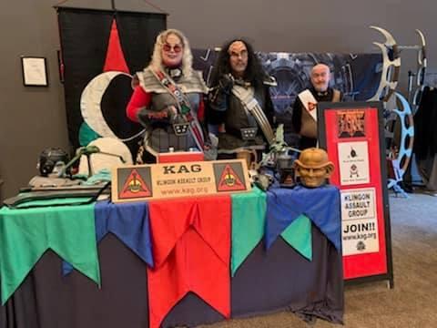 IKV Executioner manning KAG table