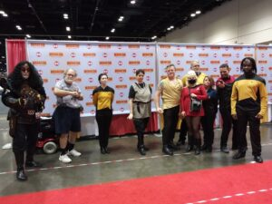 Star Trek meetup