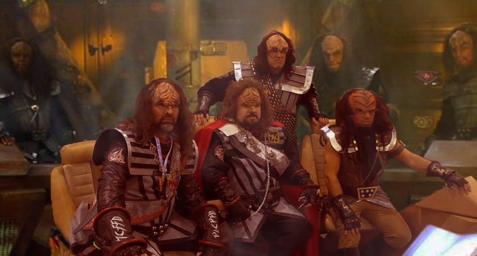 How to be Klingon